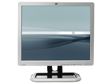 HP L1710 17-tommers LCD-skjerm