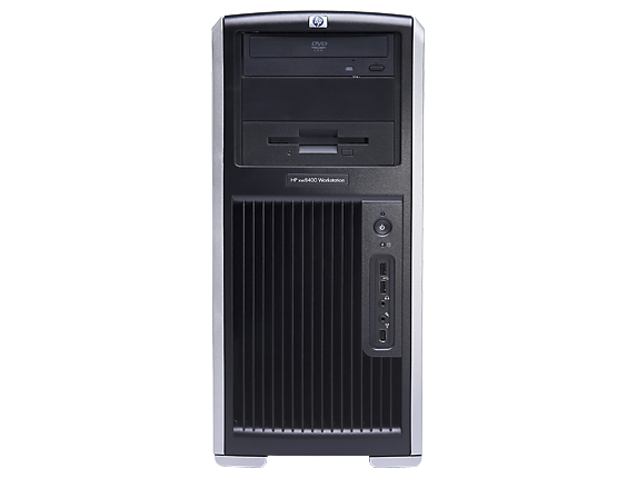 HP xw8400 Base Model Workstation - Center