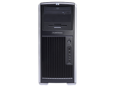 HP xw8400-Workstation