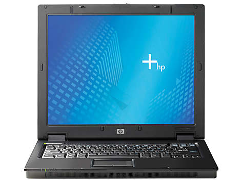HP Compaq-Notebook-PC nx6310