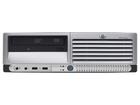 PC Desktop Small Form Factor HP Compaq dc5100