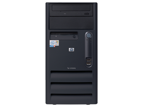HP Compaq dx2080 Microtower PC