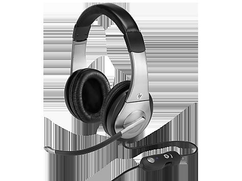 Cuffia stereo digitale HP Premium