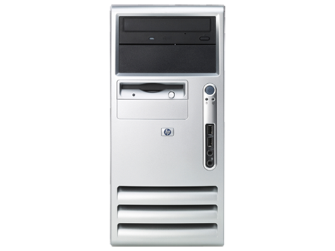 Ordinateur au format micro-tour HP dx5150