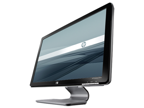 HP Compaq L2301w 23-tommers widescreen LCD-skjerm