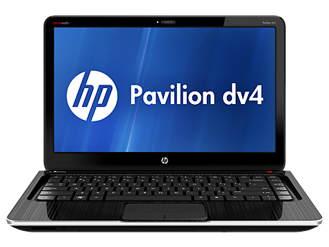 HP Pavilion dv4-5a00 Entertainment Notebook-PC-Serie