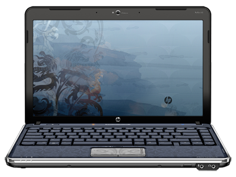 Notebooki HP Pavilion seria dv3-2200 Entertainment