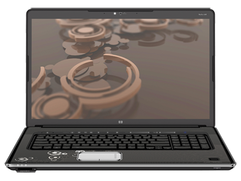 HP Pavilion dv8-1200 Entertainment Notebook serie
