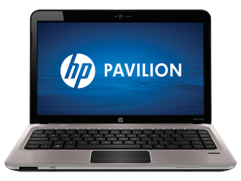 HP Pavilion dm4-1000 Entertainment Notebook serie