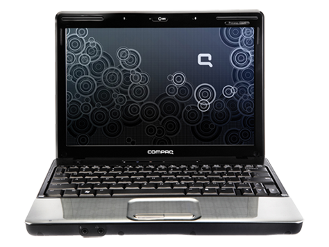 PC notebook Compaq Presario série CQ20-300