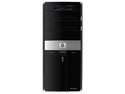Serie de PC de escritorio HP Pavilion Elite m9700