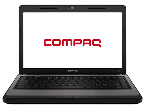 PC notebook Compaq Presario série CQ43-100
