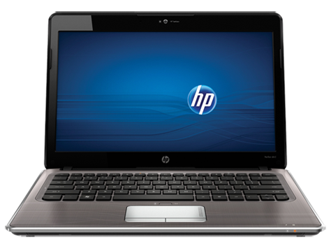 HP Pavilion dm3-2100 Entertainment Notebook PC-serien