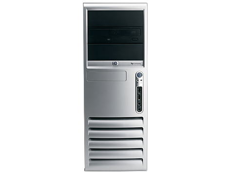 HP Compaq dc7100 convertible minitower
