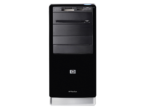 HP Pavilion a4500 desktop pc-serien