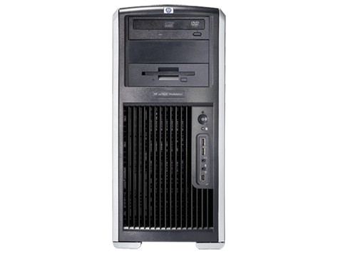HP-Workstation xw9400