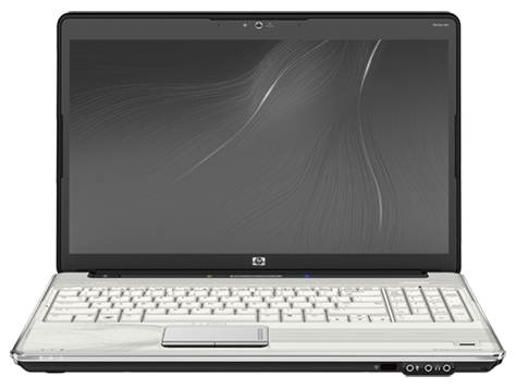 HP Pavilion dv6-2100 Entertainment Notebook serie