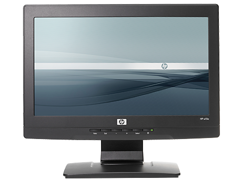 HP w15e 15-inch Widescreen LCD Monitor
