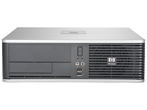 HP dc73 Blade Workstation-Client