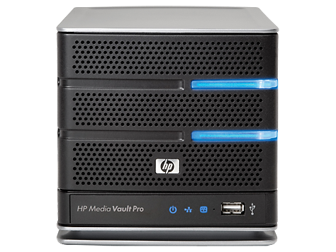 HP Media Vault Pro series