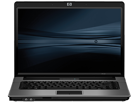 Notebook HP 550