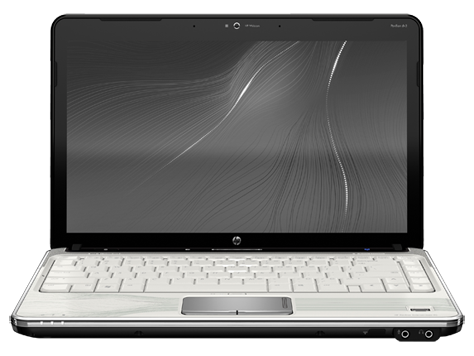 HP Pavilion dv3-2100 Entertainment Notebook PC-serien
