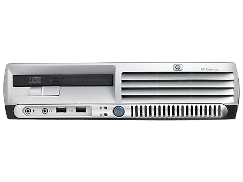 PC Desktop Ultra-slim HP Compaq dc7600