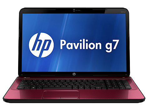 HP Pavilion g7-2000 Notebook PC series