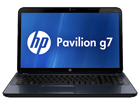 PC notebook HP Pavilion série g7-2000