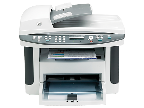 HP LaserJet M1522nf Multifunction Printer