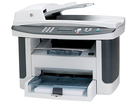 HP LaserJet M1522n Multifunction Printer