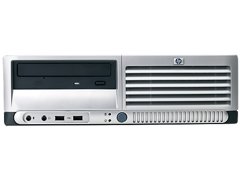 HP Compaq dc7100 Small Form Factor PC