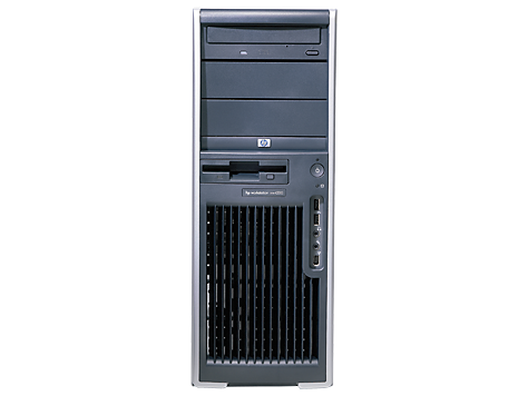 HP xw4200-arbetsstation
