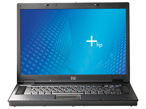 HP Compaq-Notebook-PC nc8430