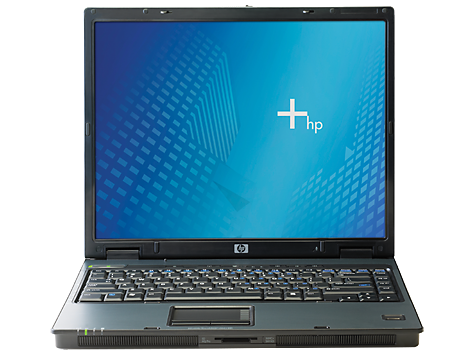 HP Compaq-Notebook-PC nx6125