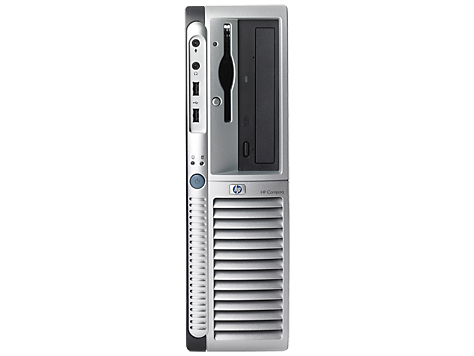 PC slim tower HP Compaq dx7300