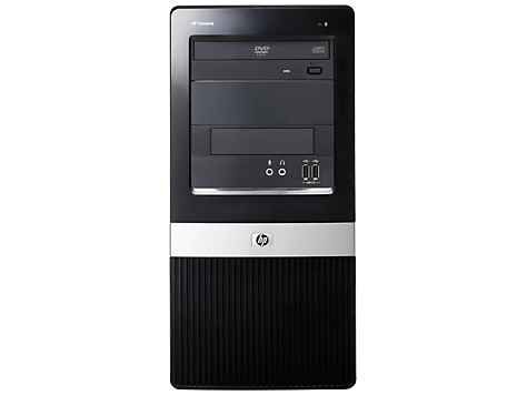 HP Compaq dx2420 Microtower-PC