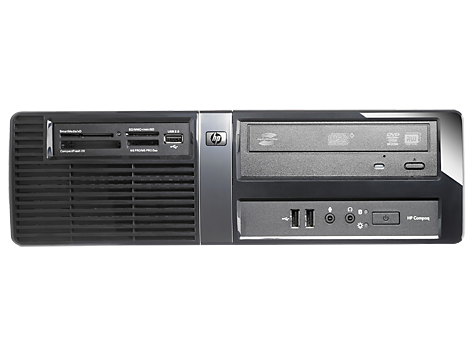 PC con factor de forma reducido HP Compaq dx7500