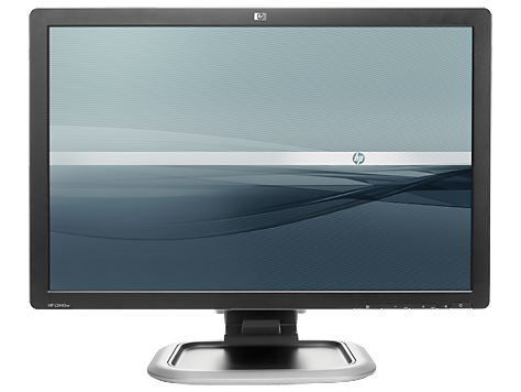 HP L2445w 24-inch Widescreen LCD Monitor