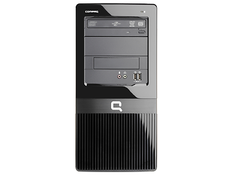Compaq dx1000 microtower pc