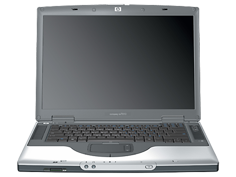 HP Compaq nx7010 Notebook