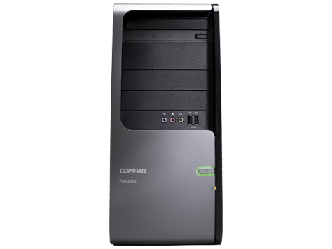 Compaq Presario SR5800 Desktop PC series
