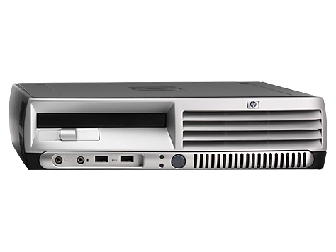 Desktop ultra-slim HP Compaq dc7100