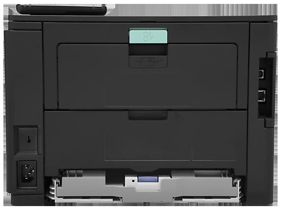 HP LaserJet Pro 400 Printer M401dw - Rear