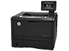 HP LaserJet Pro 400 Printer M401dw - Left