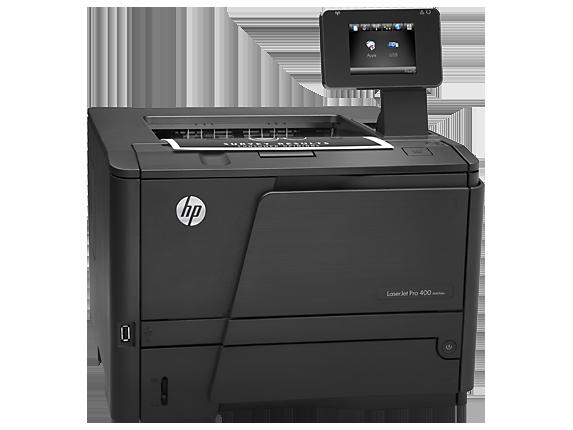 HP LaserJet Pro 400 Printer M401dw - Right