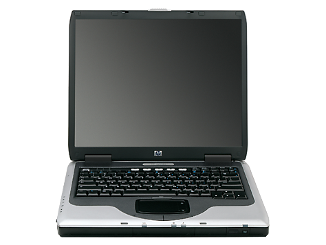 HP Compaq-Notebook-PC nx9040
