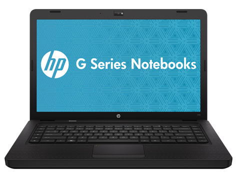 HP G56-100 notebookserie