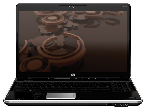 HP Pavilion dv6-1000 Entertainment Notebook-PC-Serie