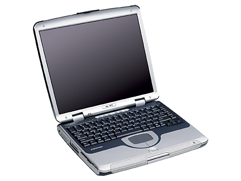 Compaq Evo Notebook PC n115 series